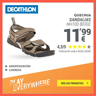Decathlon zapatillas