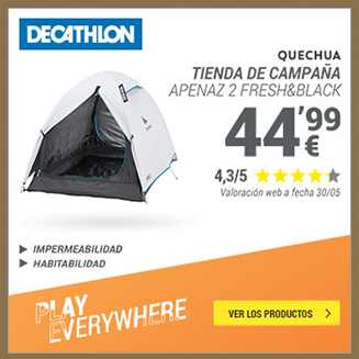 Decathlon casetas